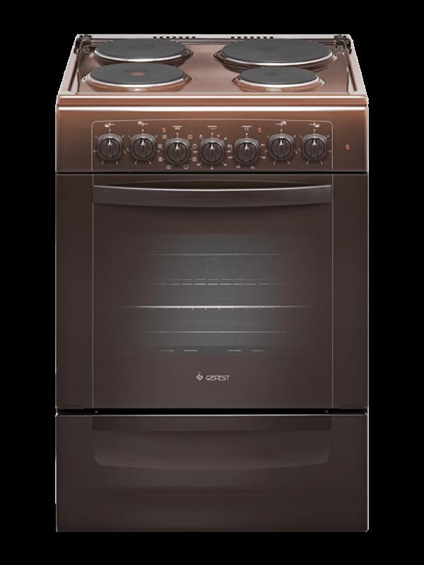 Электрическая плита Gefest 6140-02 0001 (6140-02 К)