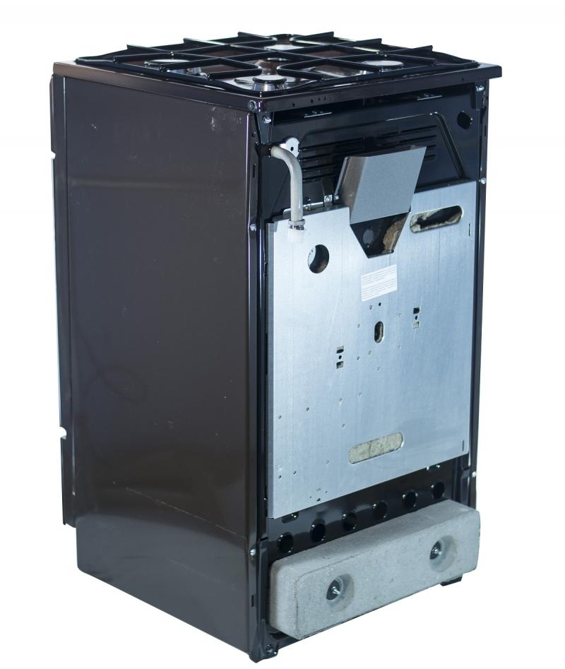 3D модель: Газовая плита Gefest 3100-08 К19 вид сзади