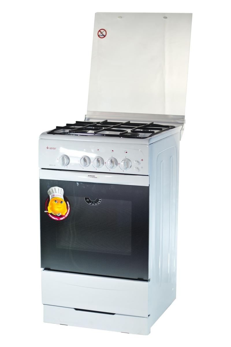 3D модель: Газовая плита Gefest 3200-06 К2 вполоборота