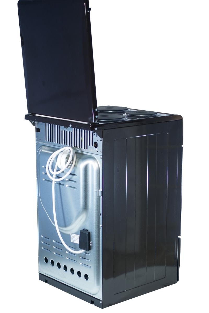 3D модель: Электрическая плита Gefest 5140-02 0038 вид сзади
