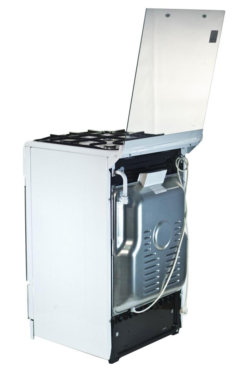 3D модель: Газовая плита Gefest 3200-06 К2 вид сзади