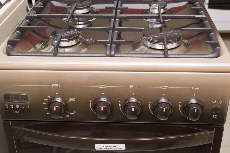 Газовая плита Gefest 5100-04 0003 - горелки