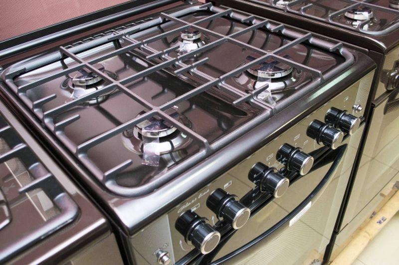Газовая плита Gefest 6300-02 0046 (6300-02 СД1А) - конфорки
