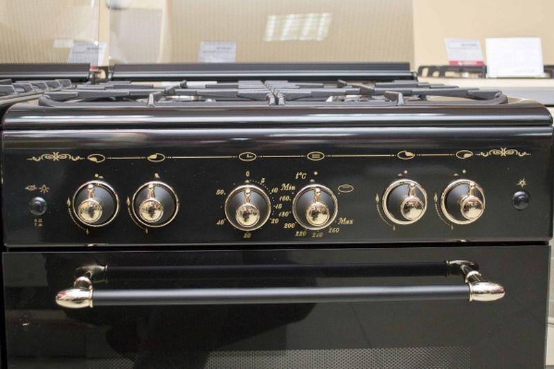 Газовая плита Gefest 6100-02 0083 - панель управления