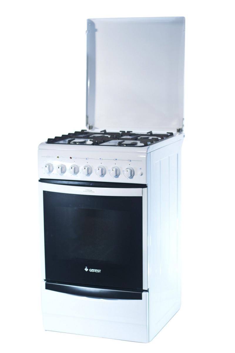 Газовая плита Gefest 6100-02 0083 - конфорки