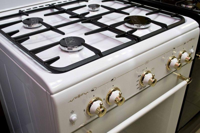 Газовая плита Gefest 6100-02 0085 - конфорки
