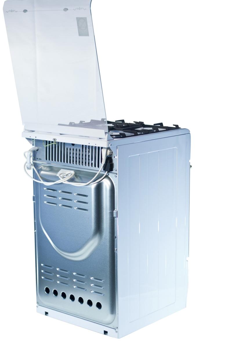 3D модель: Газовая плита Gefest 5100-02 0081 вид сзади