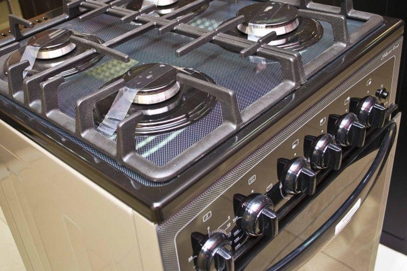 Газовая плита Gefest 3300 К32 - конфорки