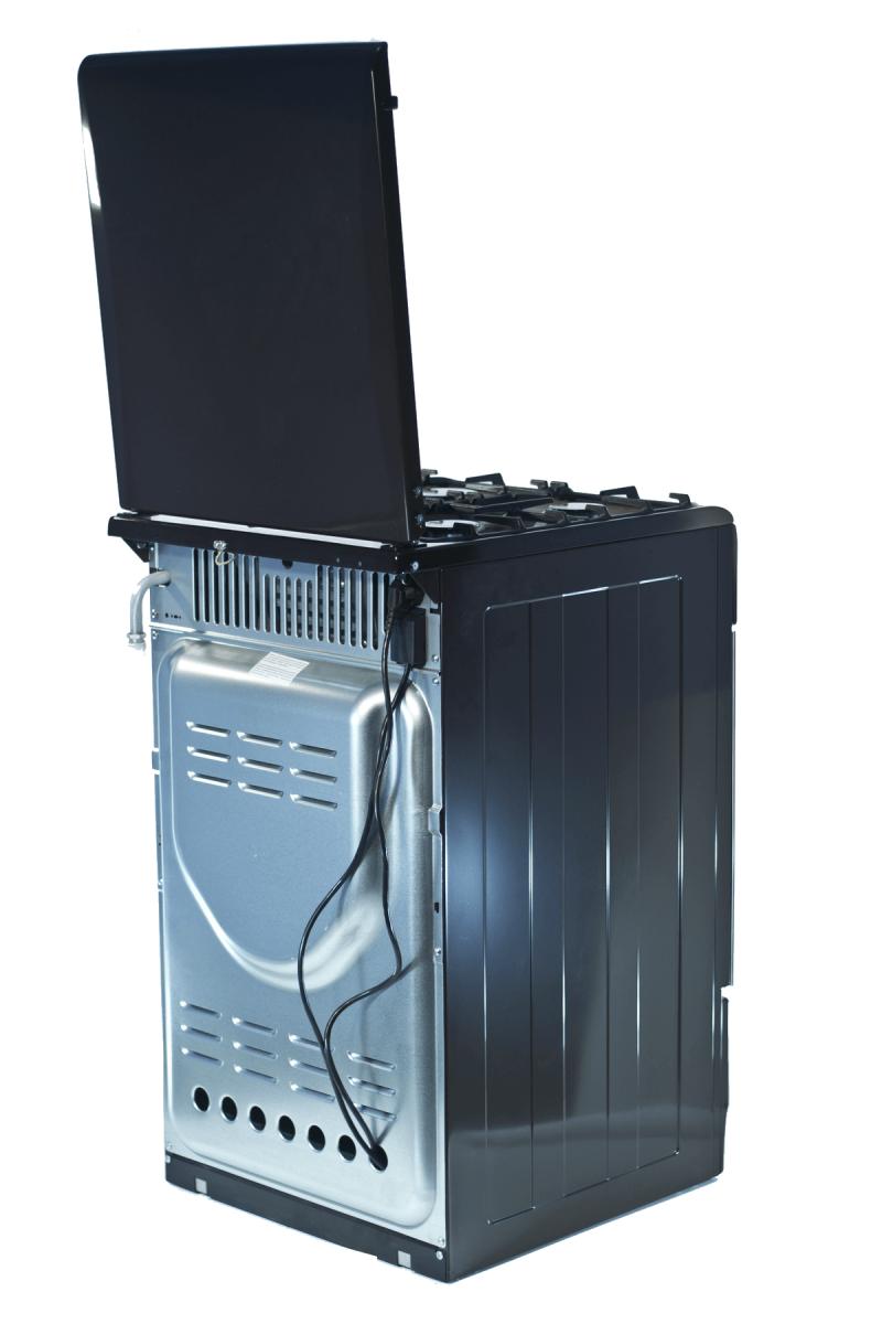 3D модель: Газоэлектрическая плита Gefest 5102-02 0001 вид сзади