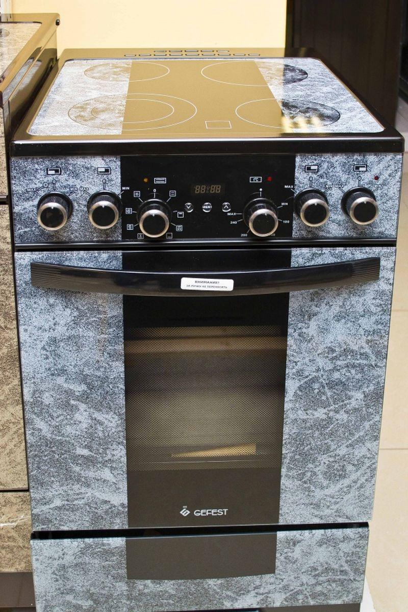 Электрическая плита Gefest 5560-03 0043 - фасад