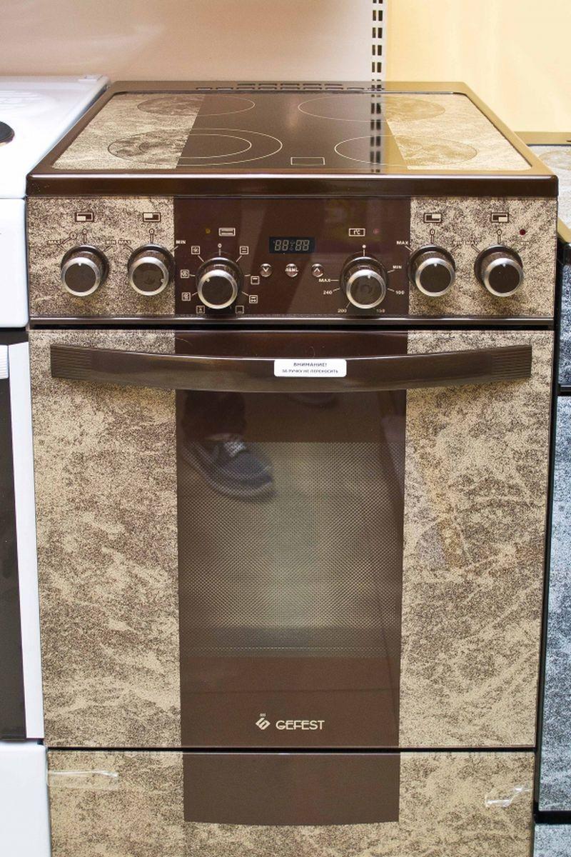 Электрическая плита Gefest 5560-03 0001 - фасад