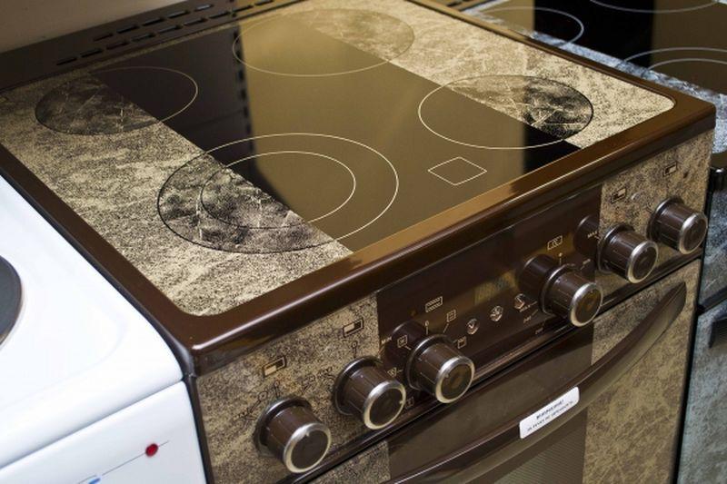 Электрическая плита Gefest 5560-03 0001 - конфорки