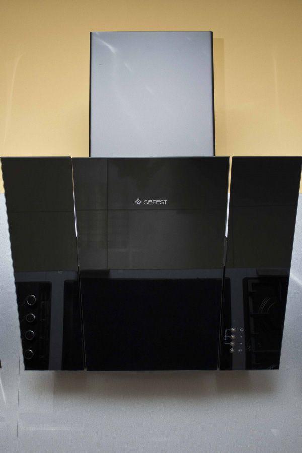 Кухонная вытяжка Gefest ВО 3603 Д2А - фасад