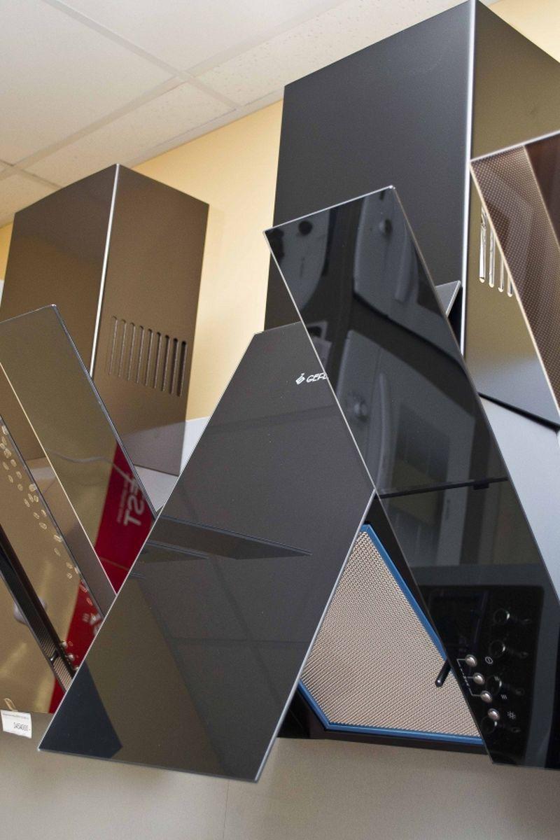 Кухонная вытяжка Gefest ВО 3603 Д2А - вид сбоку