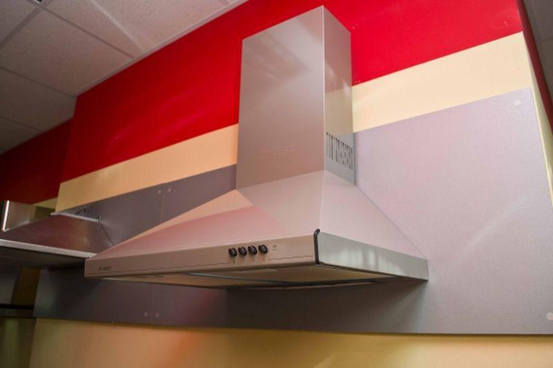 Кухонная вытяжка Gefest ВО 10 К42 - вид сбоку