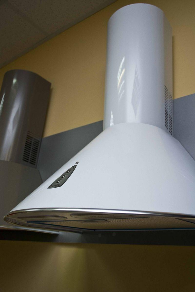 Кухонная вытяжка Gefest ВО 1603 - вид сбоку