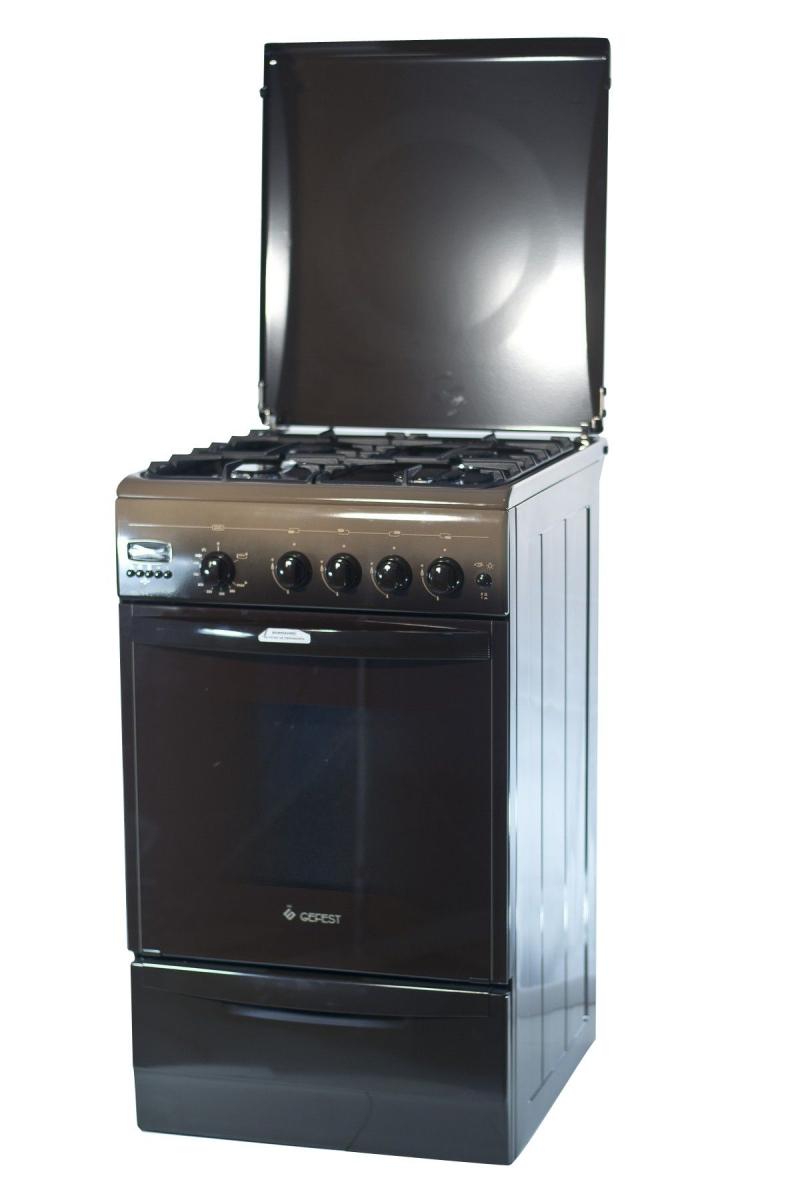 3D модель: Газовая плита Gefest 5100-04 0001 вполоборота