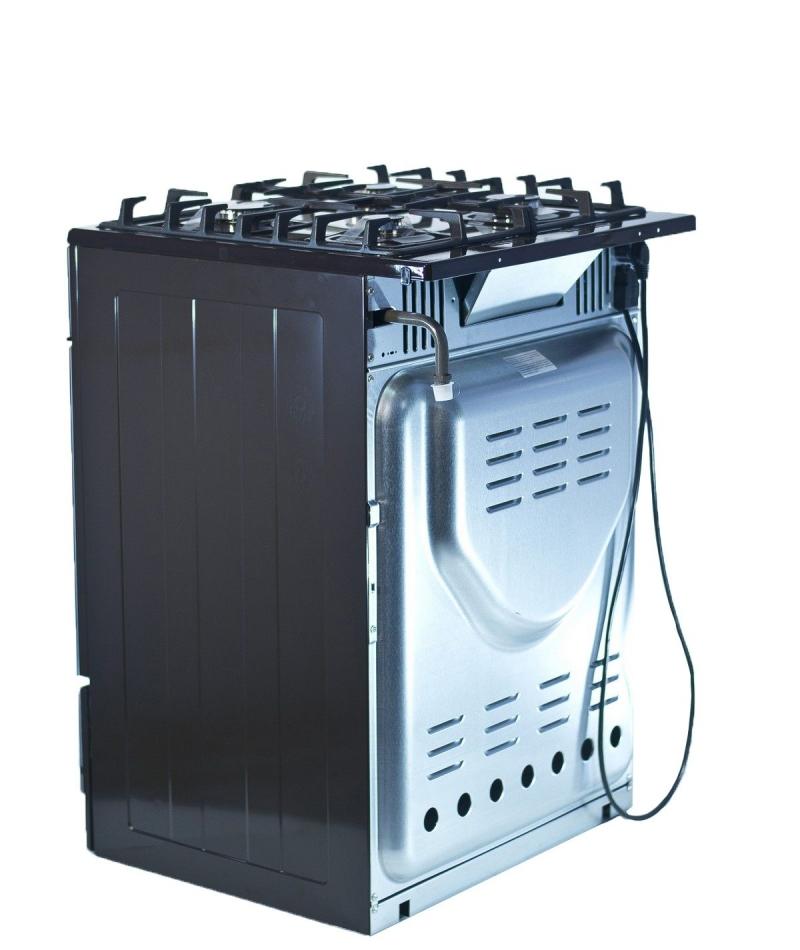 3D модель: Газоэлектрическая плита Gefest 6502-03 0045 вид сзади