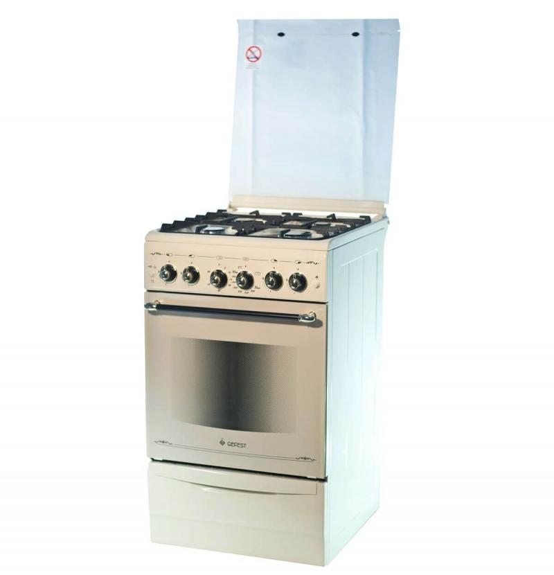 3D модель: Газовая плита Gefest 5100-02 0089 вполоборота