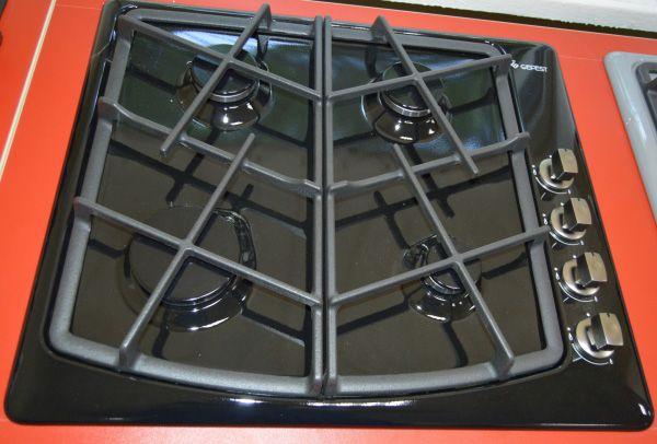 Варочная панель Gefest 1211 К3 - вид сверху