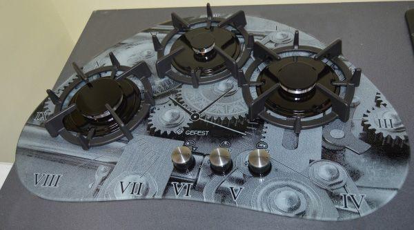 Варочная панель Gefest 2120 К1 - вид сверху