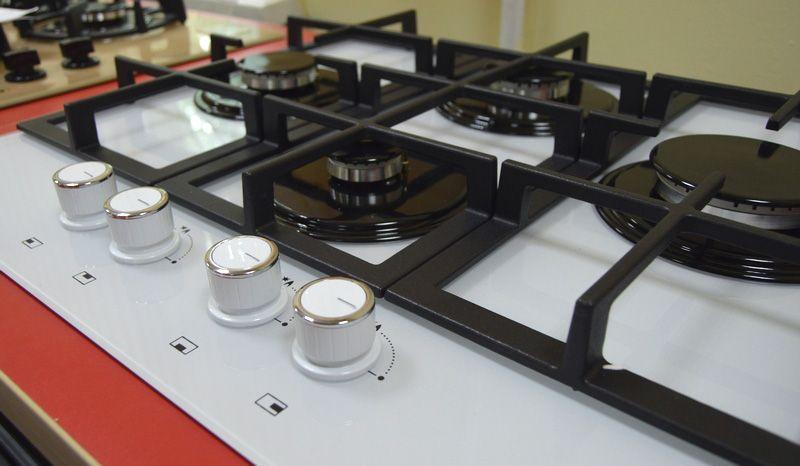 Варочная панель Gefest 2231 К12 - панель управления