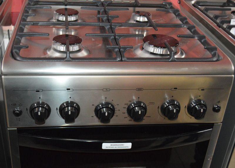Газовая плита Gefest ПГ 5100-02 0004 - панель управления