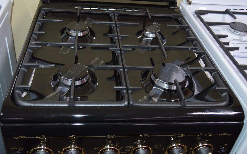 Газовая плита Gefest 5100-02 0083 - конфорки