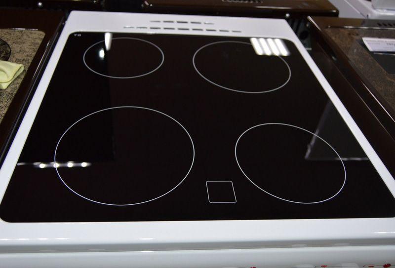 Электрическая плита Gefest 5160-02 0095 - варочная поверхность