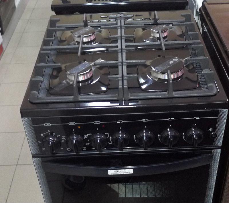 Газоэлектрическая плита Gefest 5502-02 0044 - конфорки