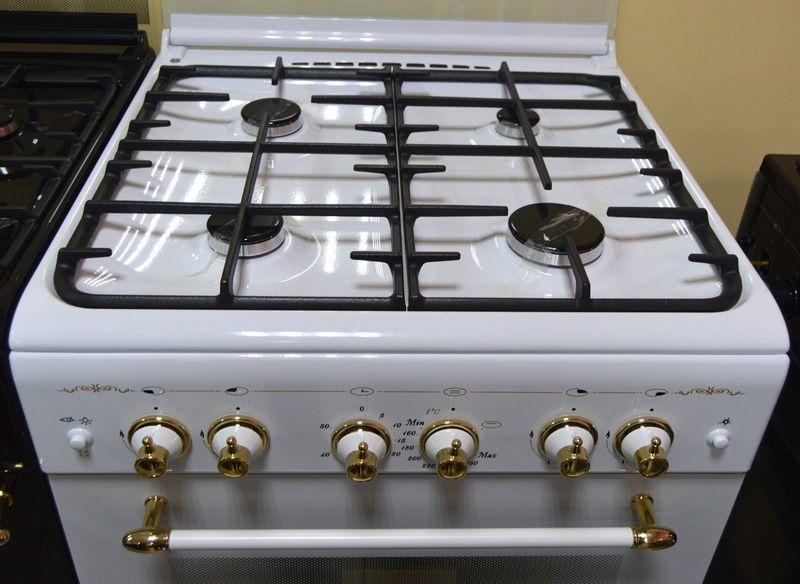 Газовая плита Gefest 6100-02 0081 - конфорки