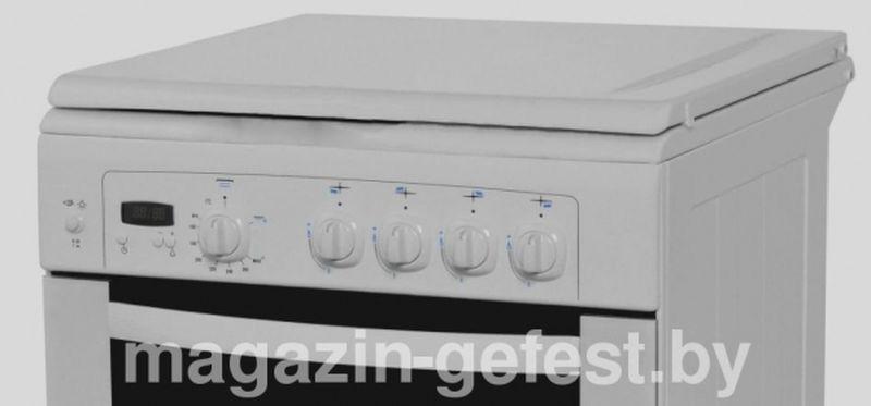 Газовая плита Gefest 6100-03 - панель управления
