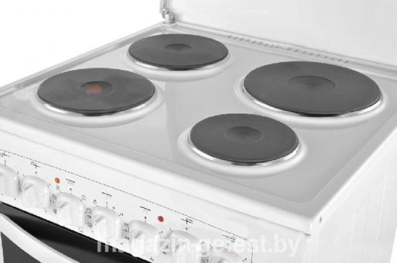 Электрическая плита Gefest 6140-02 - панель управления