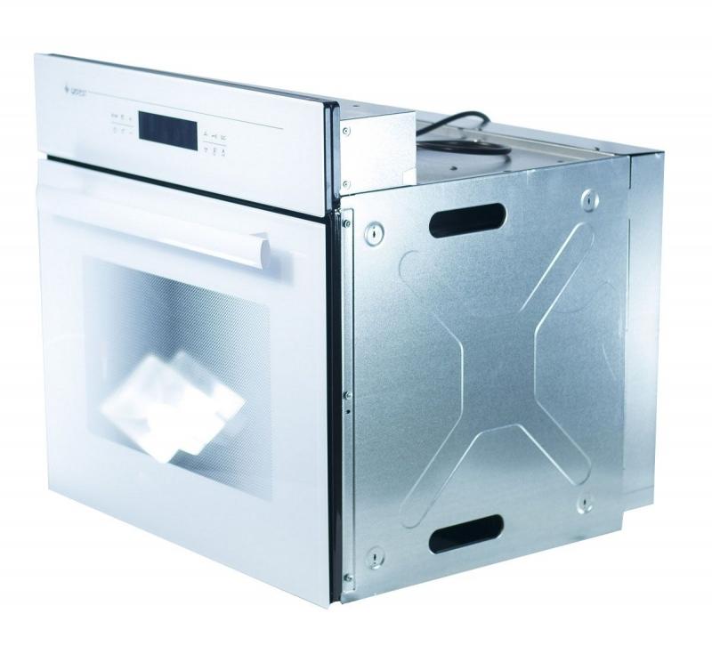 3D модель: духовой шкаф GEFEST 622-04 Б фасад и панель