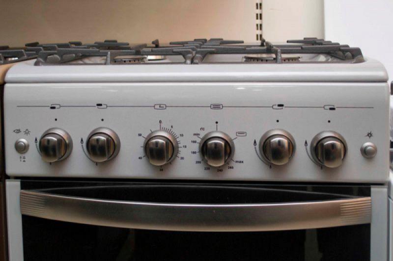 Газовая плита Gefest 5100-02 0068 - панель управления