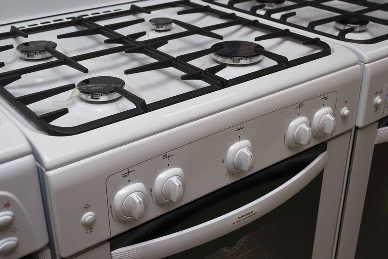 Газовая плита Gefest 6100-01 - конфорки
