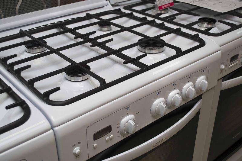 Газовая плита Gefest 6100-03 0002 (6100-03 С) - конфорки