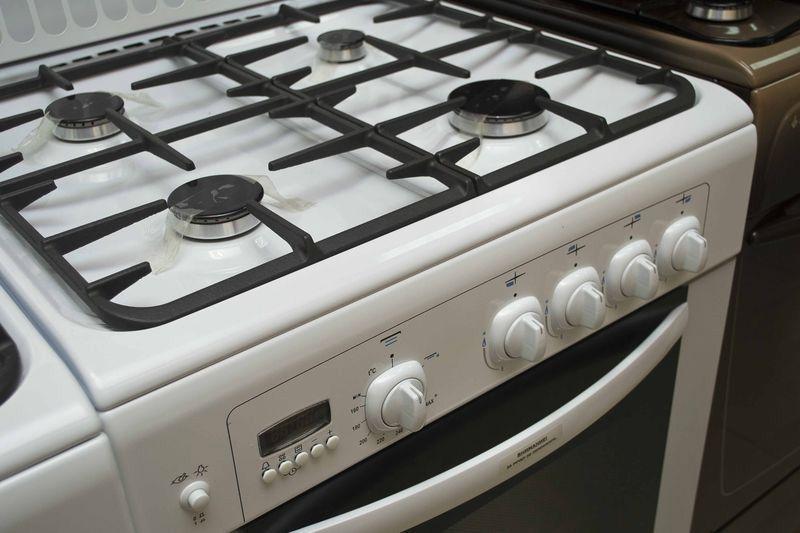 Газовая плита Gefest 6100-04 - конфорки