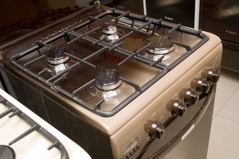 Газовая плита Gefest 5100-04 0001 (5100-04 К) - конфорки
