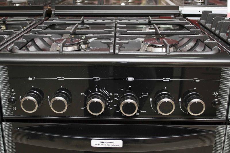 Газовая плита Gefest 5300-02 0046 - панель управления