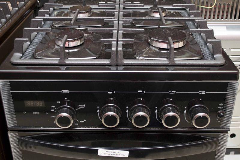 Газовая плита Gefest 5500-03 0044 - панель управления