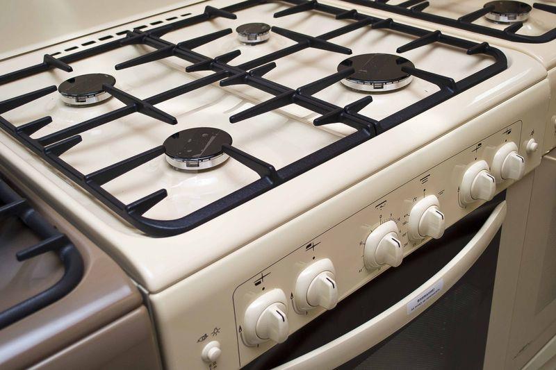 Газовая плита Gefest 6100-02 0067 - конфорки