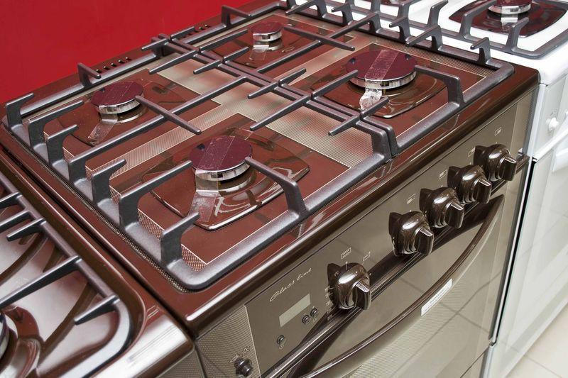 Газовая плита Gefest 6500-03 0045 (6500-03 Д1К) - конфорки