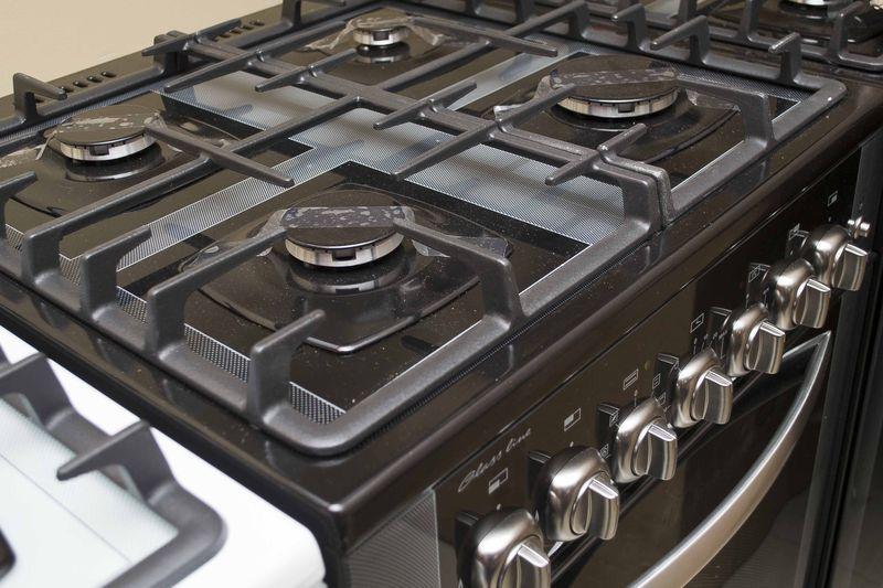 Газоэлектрическая плита Gefest 6502-03 0029 - конфорки