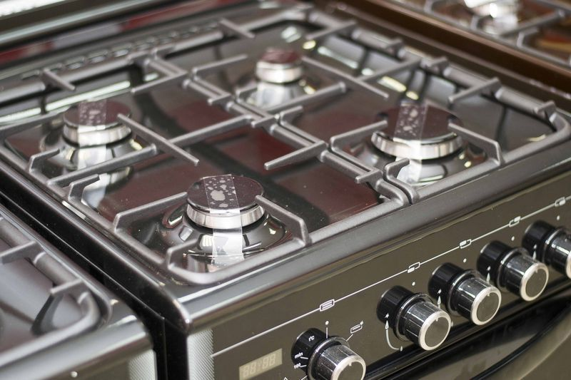 Газовая плита Gefest 5300-03 0046 - конфорки