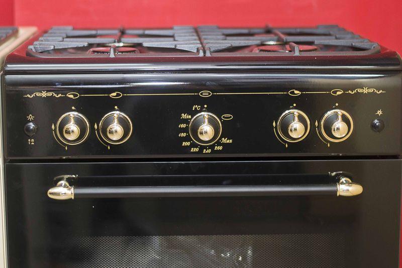 Газовая плита Gefest 6100-02 0090 - панель управления