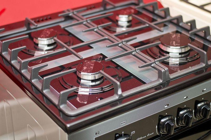 Газовая плита Gefest 1500 К32 - конфорки