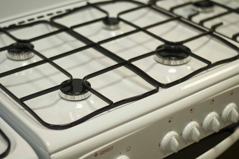 Газовая плита Gefest 1200 С5 - конфорки