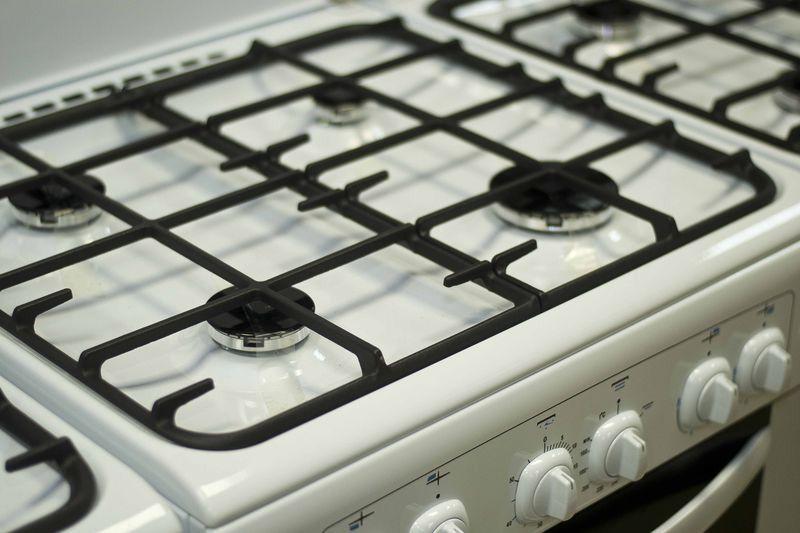 Газовая плита Gefest 6100-02 - конфорки