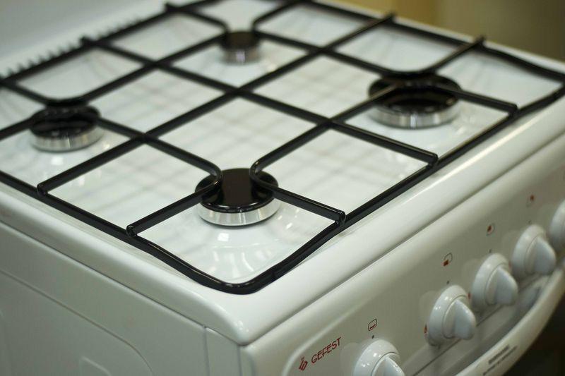 Газовая плита Gefest 3200-06 - канфорки